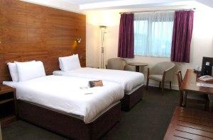 PRESTON INTERNATIONAL HOTEL Preston