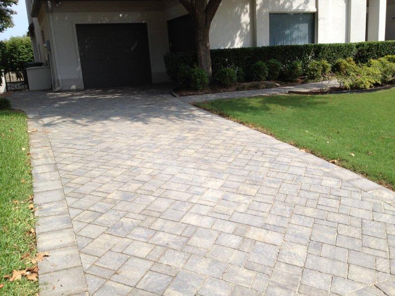 Patio Pavers Plano. borders pavestone patio belgard paver patio ...