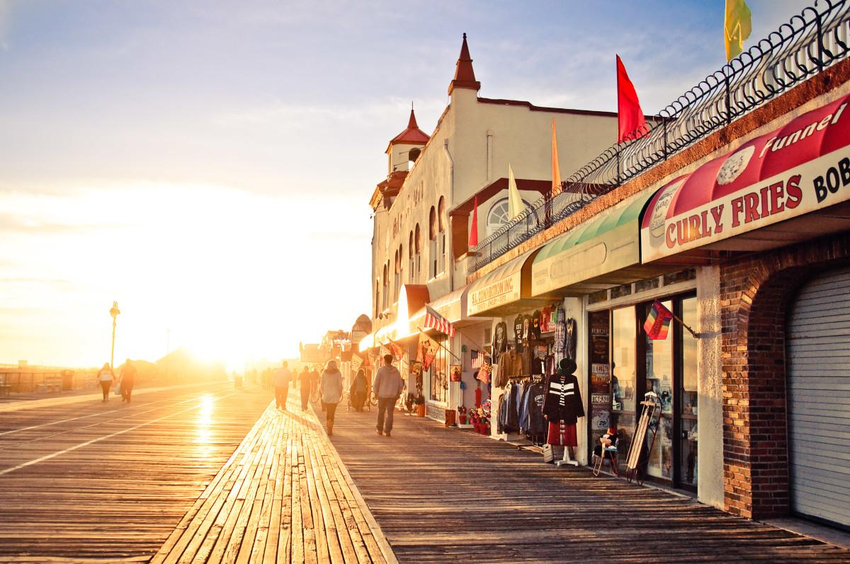 Ocean City, Ocean City, New Jersey - Last days of summer
