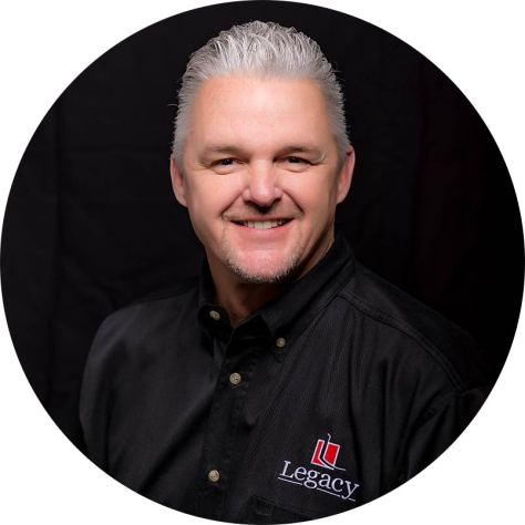 Todd H. Schoenfeld Senior Vice President of Operations Legacy Mechanical