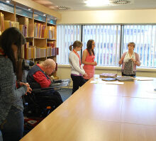 A trip down memory lane at West Glamorgan Archive Service