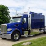 2020 Peterbilt 567 Ultra Cab With Stacks With 168 Inch Ari Legacy Ii Rbsd Sleeper 2015 Ari Legacy Sleepers