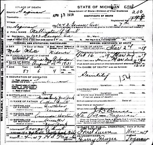 death certificates: both a primary and secondary source | legacy tree
