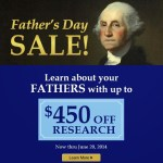 Father's Day Sale Extends through June 20th