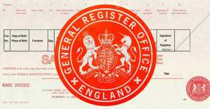 obtaining genealogy records from the General Register Office (GRO)