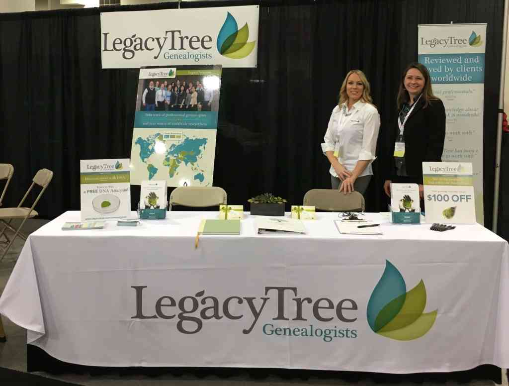RootsTech 2017 Genealogy Conference Legacy Tree Genealogists