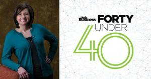 President of Legacy Tree Genealogists Receives Utah Business Magazines' Forty Under 40 Award