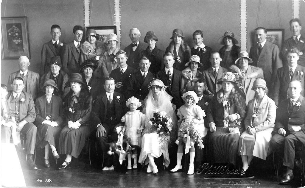 Using the FAN Club Principle in Your Genealogy Research