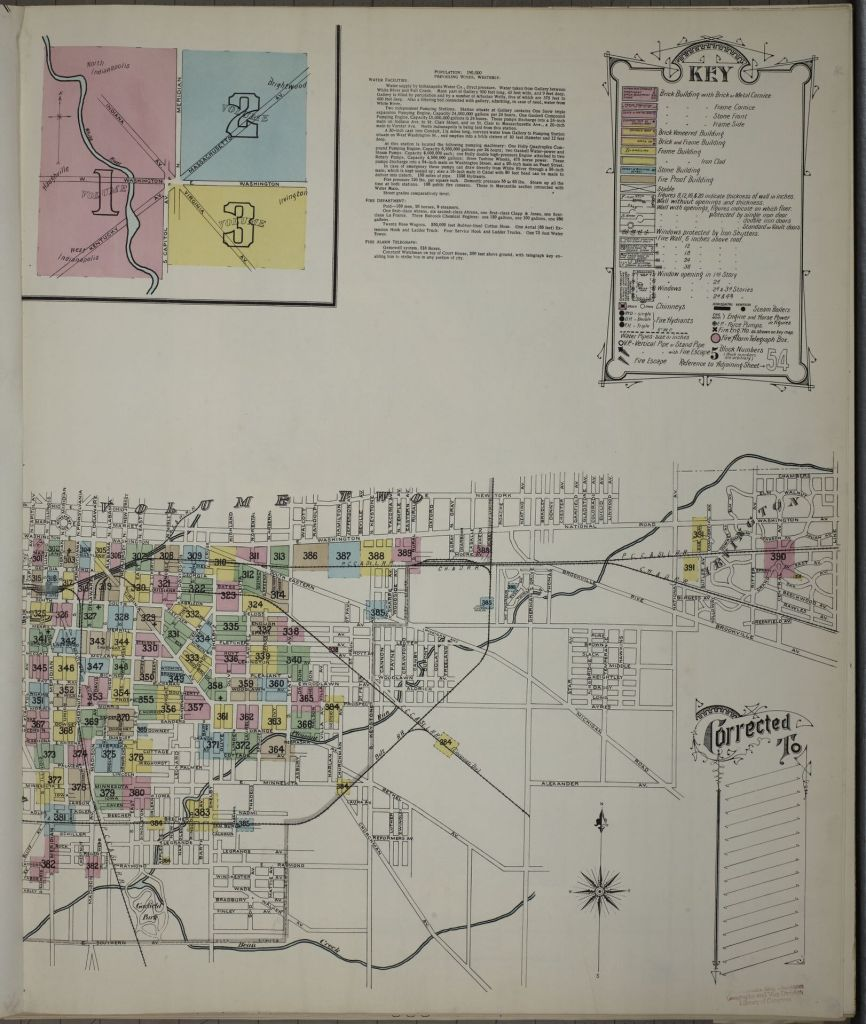 fire insurance maps for family history research
