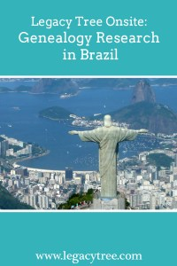 genealogy research in Brazil