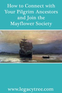 join the Mayflower Society