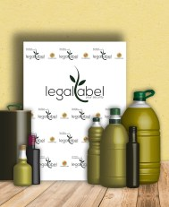 Diseño de envases por Legal-Label