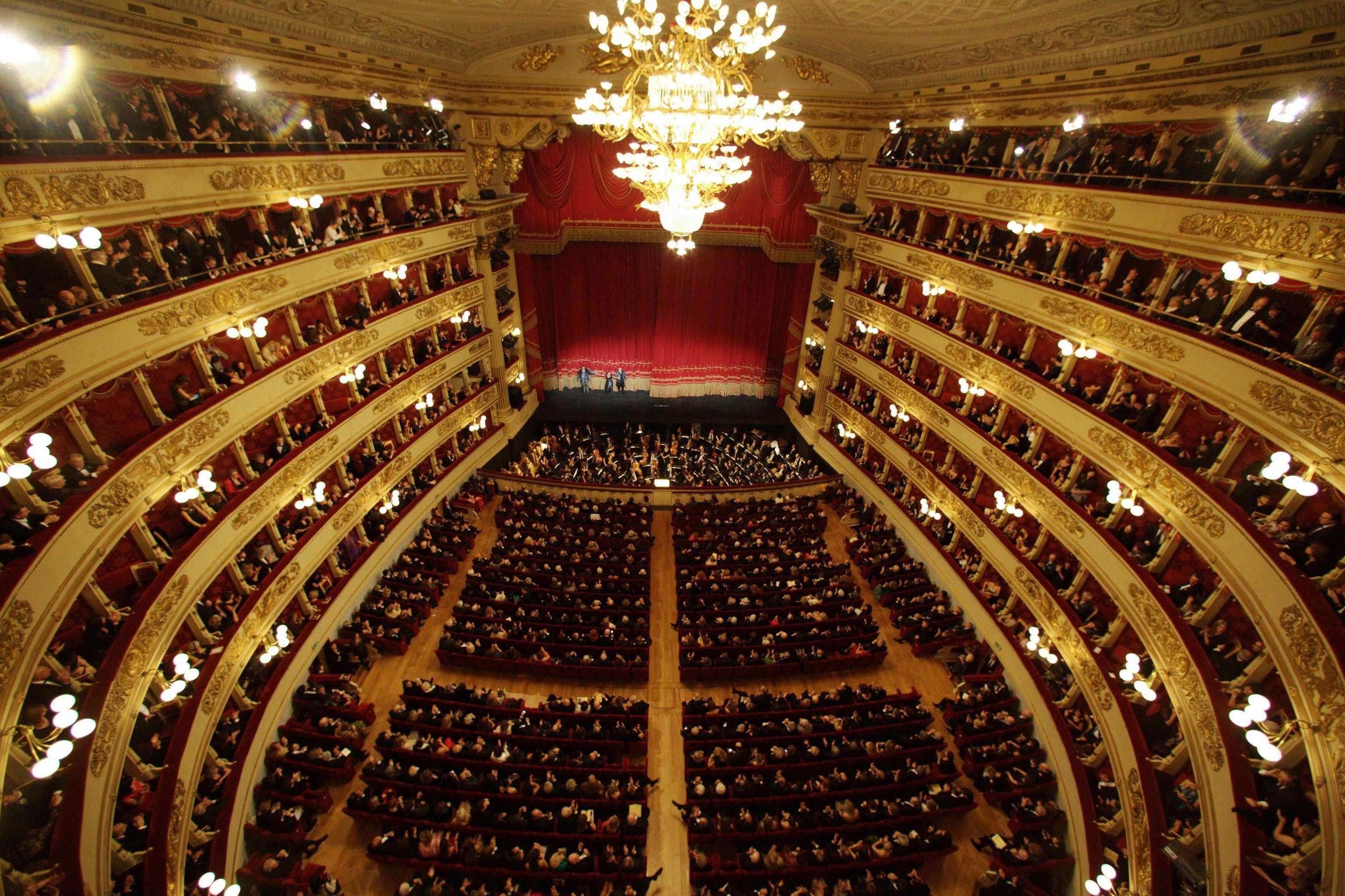 Amianto alla Scala