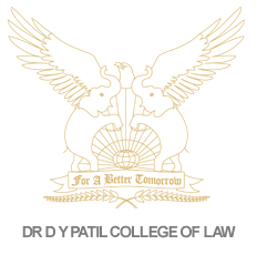Dr. D.Y. Patil College of Law - Logo