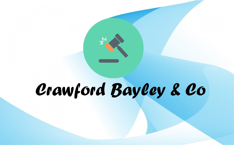 Internship at Crawford Bayley & Co
