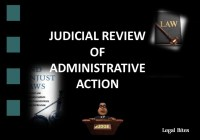 administrative action