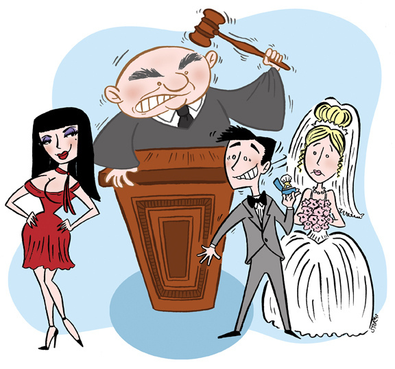 Adultery law