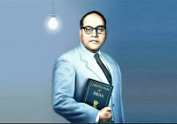 Ambedkar and his idea of Constitution