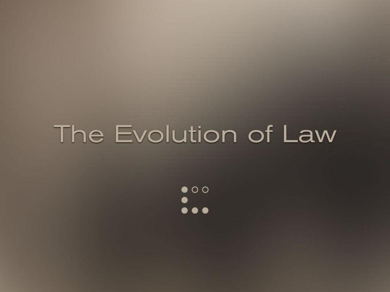 Evolution-of-Law-1