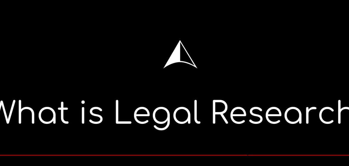 What is Legal Research 2