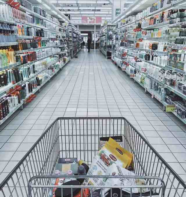 Dare in gestione un market di alimentari
