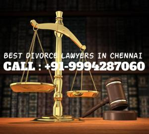 Divorce Lawyer in Chennai