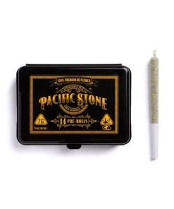 pacific stone hybrid prerolls 14 pack