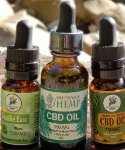 Snapdragon Hemp Tinctures