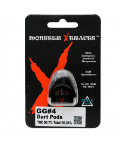Monster Xtracts Dart Pods, Monster Xtracts pods, Monster Xtracts vape, Monster Xtracts carts, Monster Xtracts