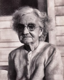 My great grandmotherEula Baird Livingston Robertsonborn AL 24 Oct 1869