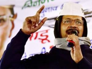 Jaitley's defamation suit is pol vendetta: Kejriwal