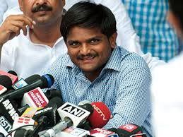 Surat Police opposes bail plea of Hardik Patel