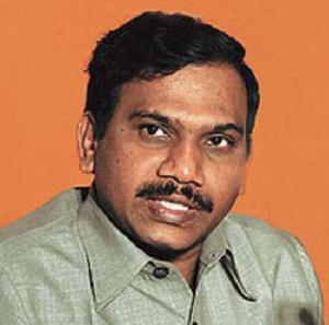 Had informed PM about Law Min's view on 2G: Raja