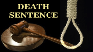 Man sentenced to death for raping, killing minor