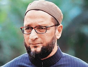Court gives time to cops to file report on plea against Owaisi