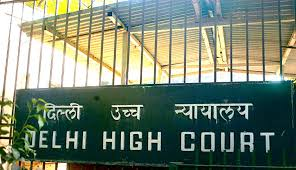 No red beacon on Delhi HC judges cars
