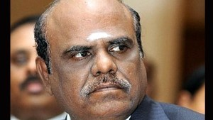 Justice Karnan approaches prez for suspension of SC order
