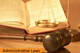 Administrative Laws of India