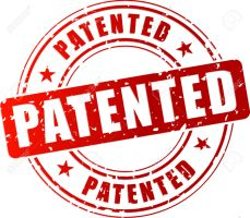 What are the steps in the registration process for patent?