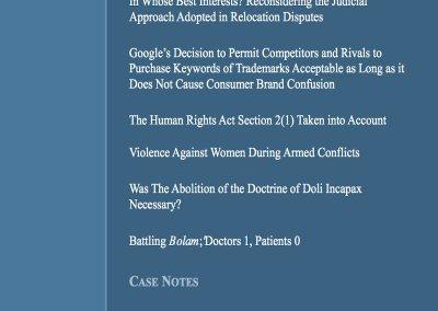 Issue 1(2) – Jan 2013