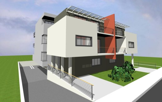 Projekt objekta za stanovanje