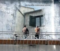 Završavanje ozakonjene zgrade