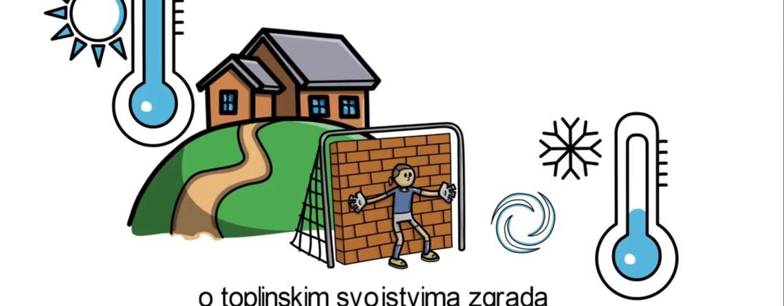 Debljine zida i izolacija
