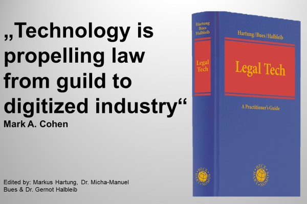 Legal Tech: A Practitioner's Guide