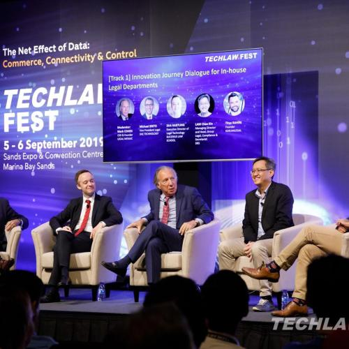 TechLaw.Fest 2019 Quick Chats: Mark A. Cohen, Legal Mosaic
