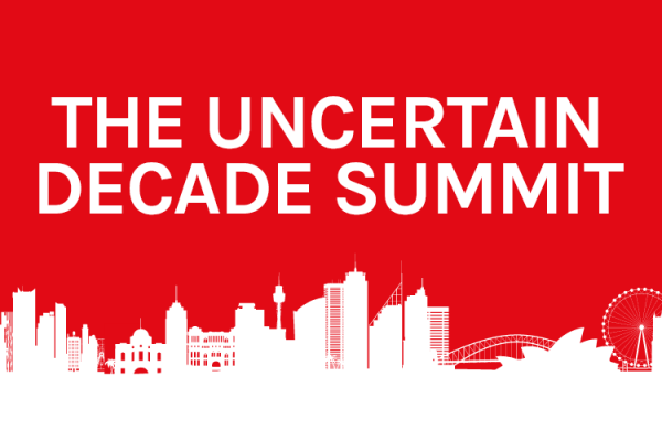 The Uncertain Decade Summit