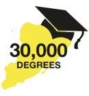 30000Degrees Logo