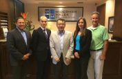 Widerman Malek Attorneys host Japanese Patent Attorneys From Shiga International