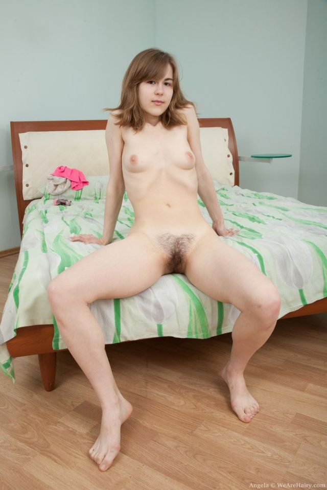 Teenage Hairy Naked Girls 7