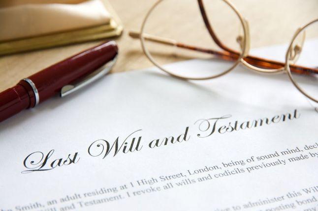 Write a Will